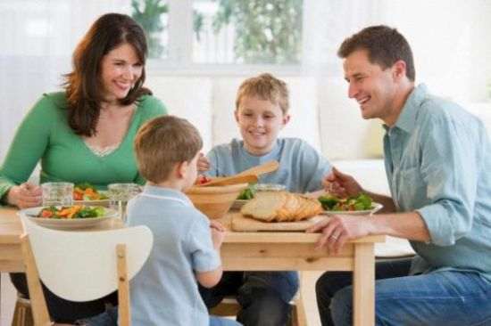 alimentacao saudavel criancas
